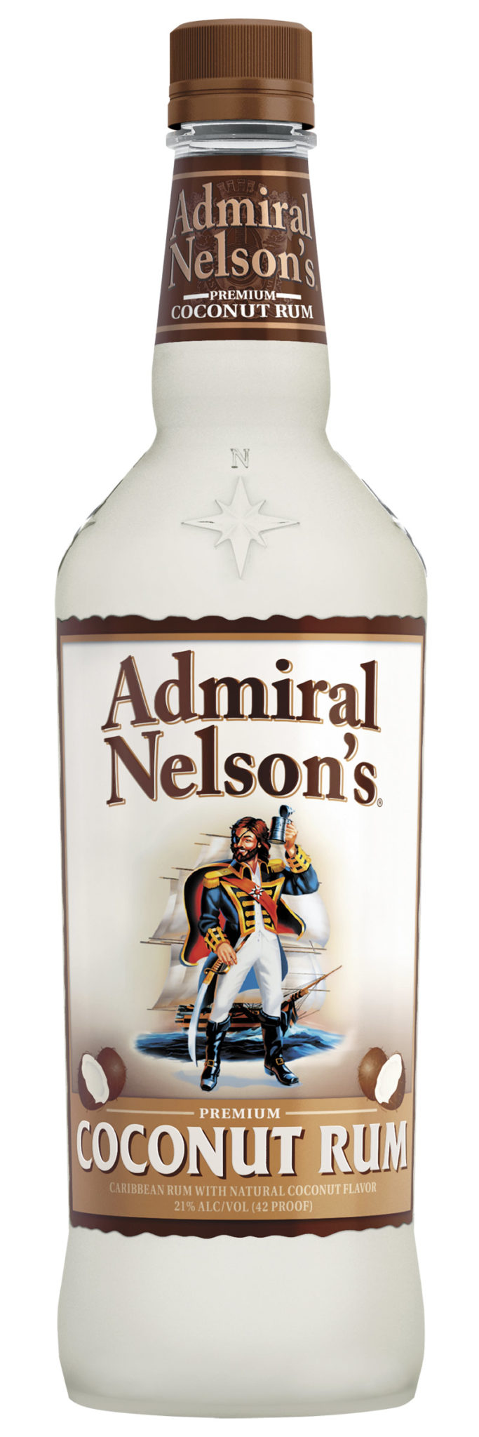 Admiral Nelson Coconut Image