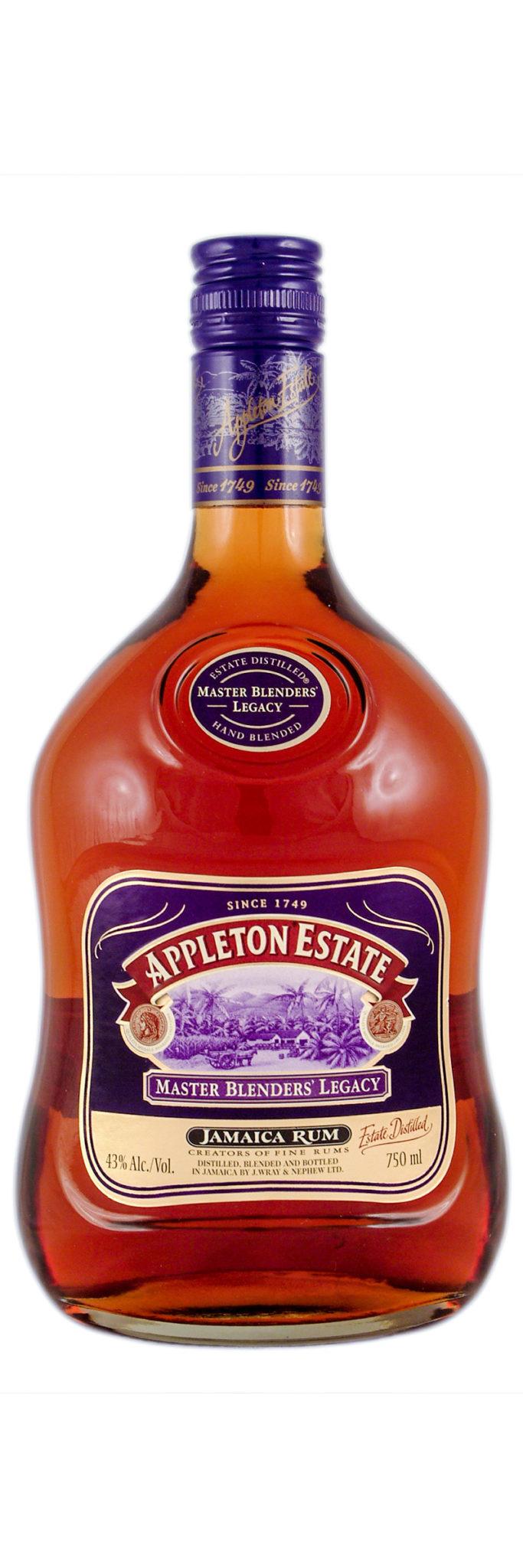 Appleton Estate Master Blenders