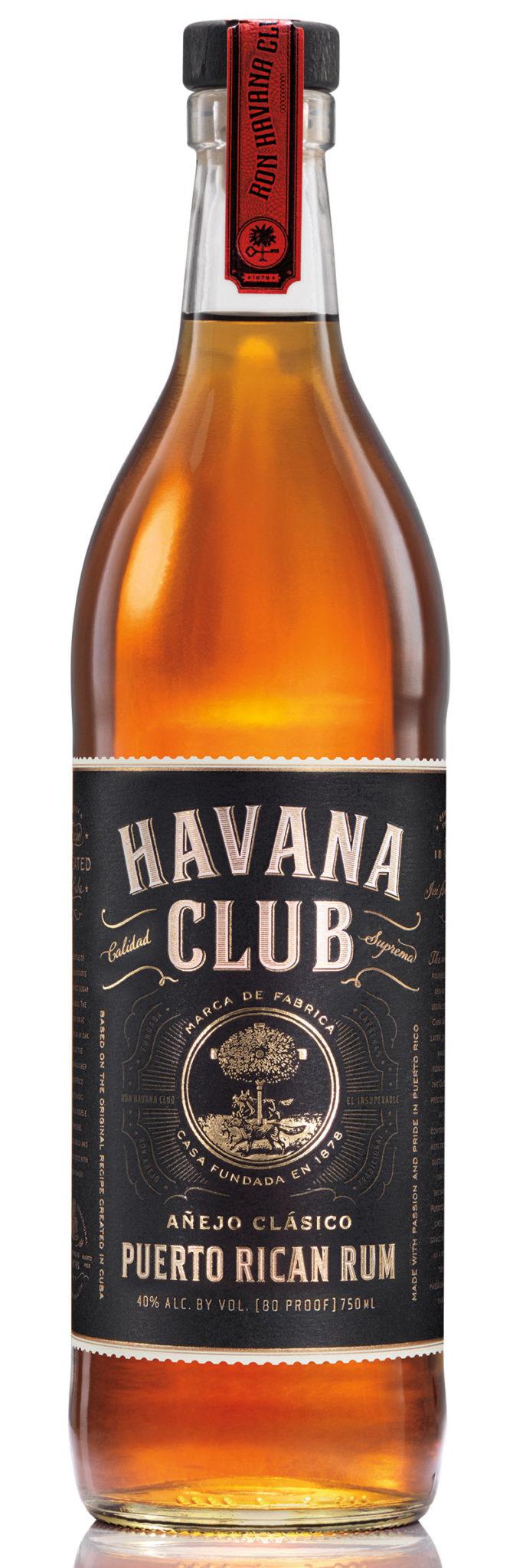 Bacardi Havana Club Añejo Clasico Image